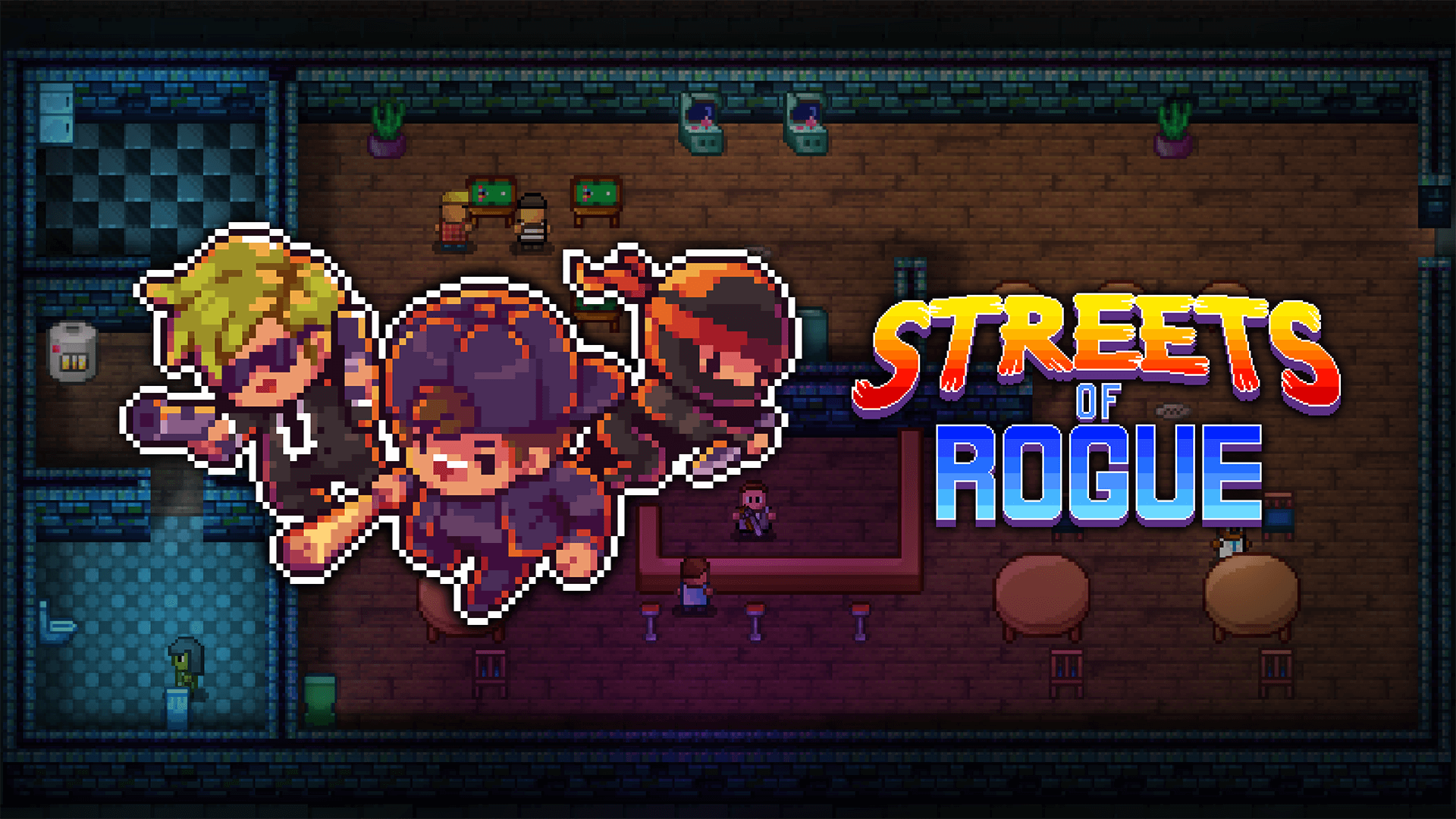 Streets of Rogue Now Available on Windows Store