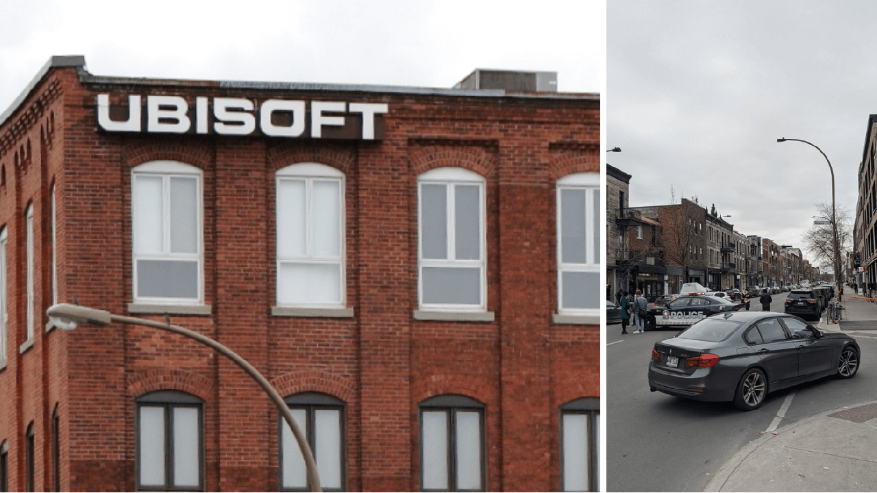 Ubisoft Montreal is Dealing With a Hostage Situation