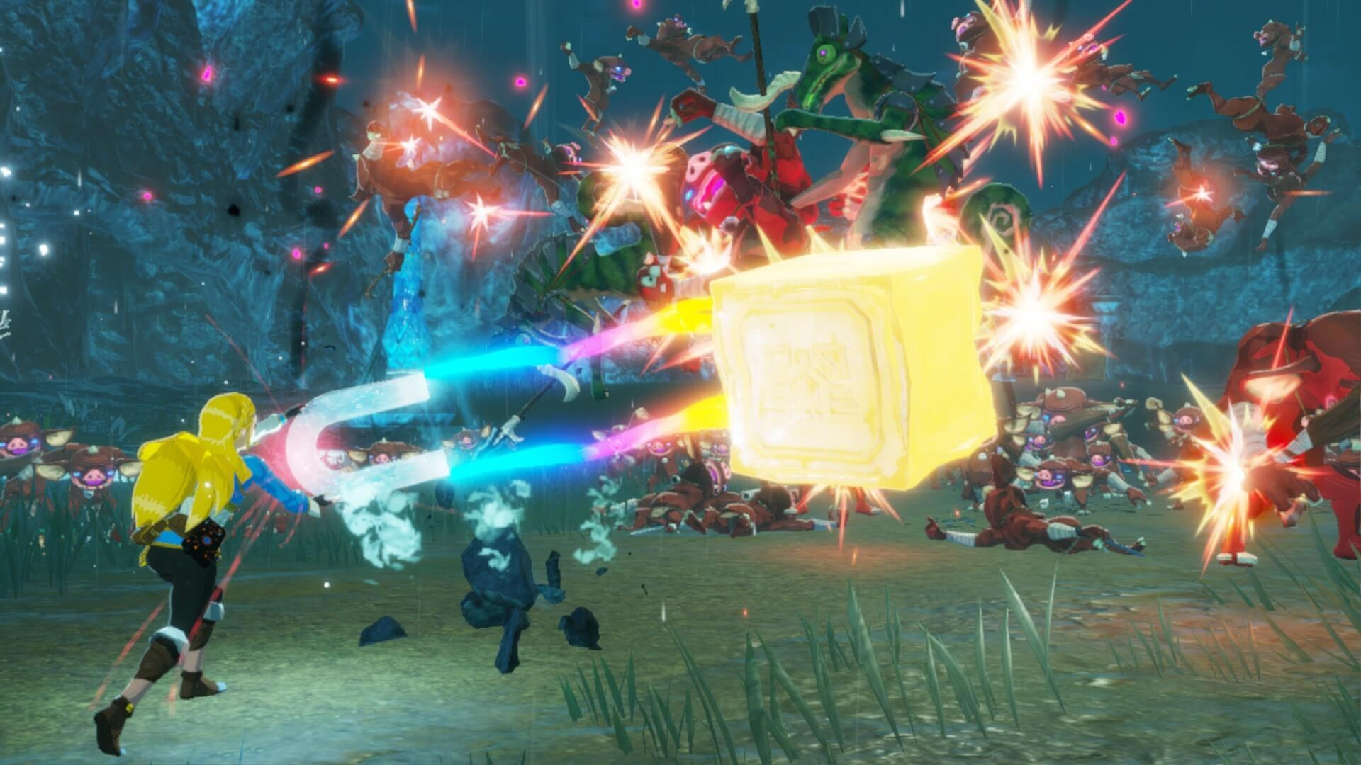 Hyrule Warriors: Age of Calamity Sells 3 Million Copies in First Week