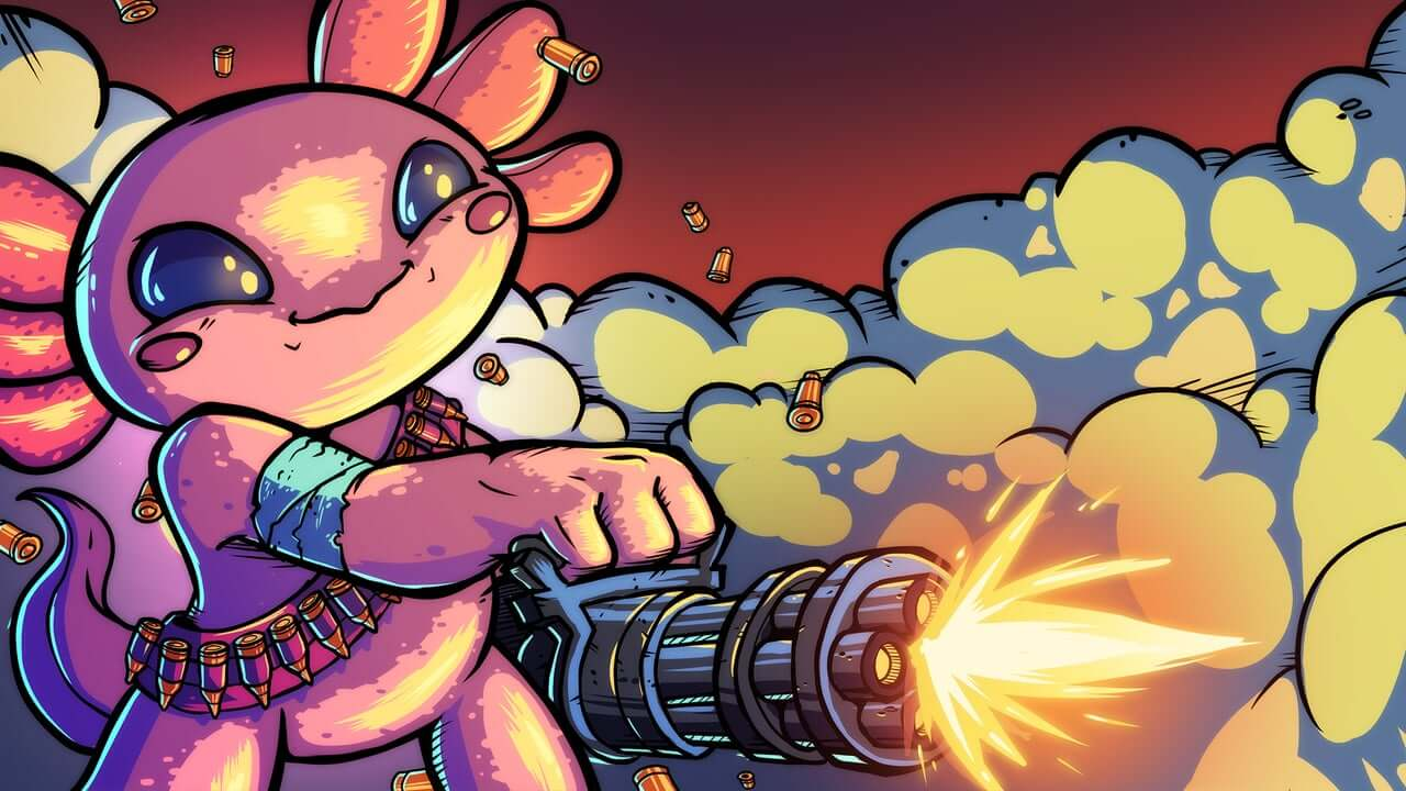 AK-xolotl Is Deadly And Adorable in First Teaser Trailer