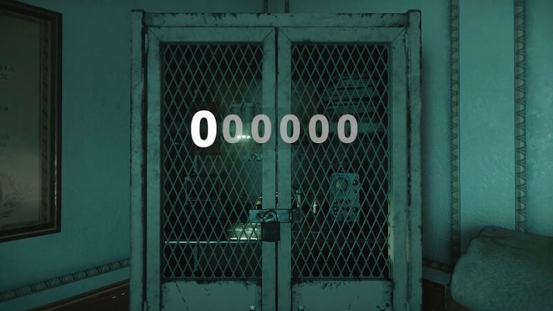 Call of Duty: Black Ops Cold War Poison Cabinet Code
