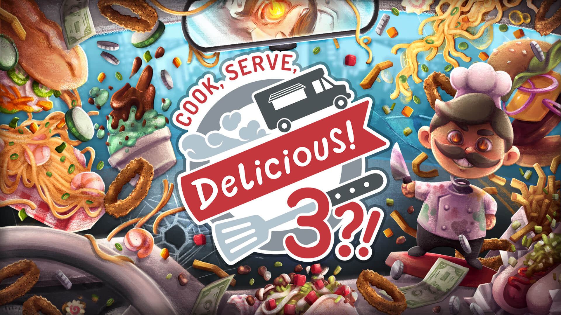 Cook, Serve, Delicious! 3?! Review: Cooking Across America