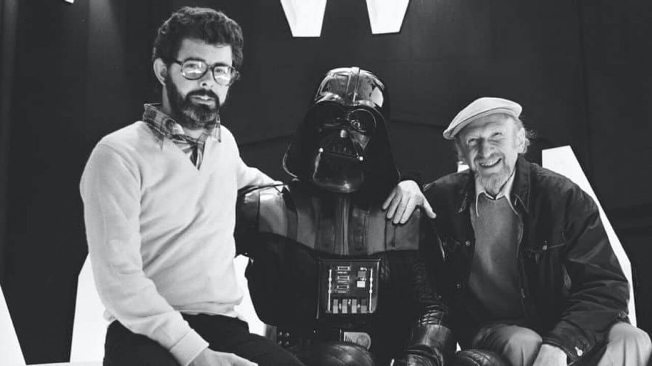 George Lucas Pays Tribute to David Prowse