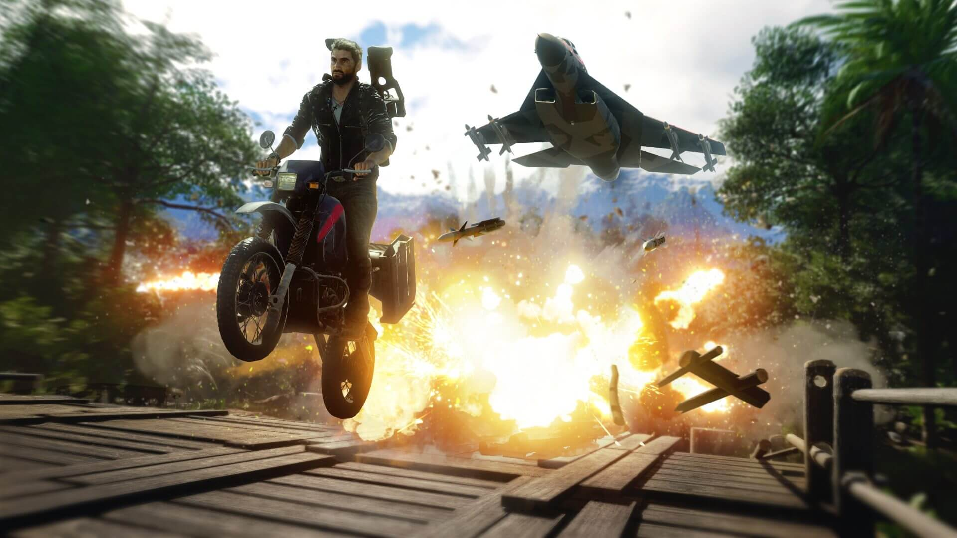 Just Cause 4; PlayStation Plus