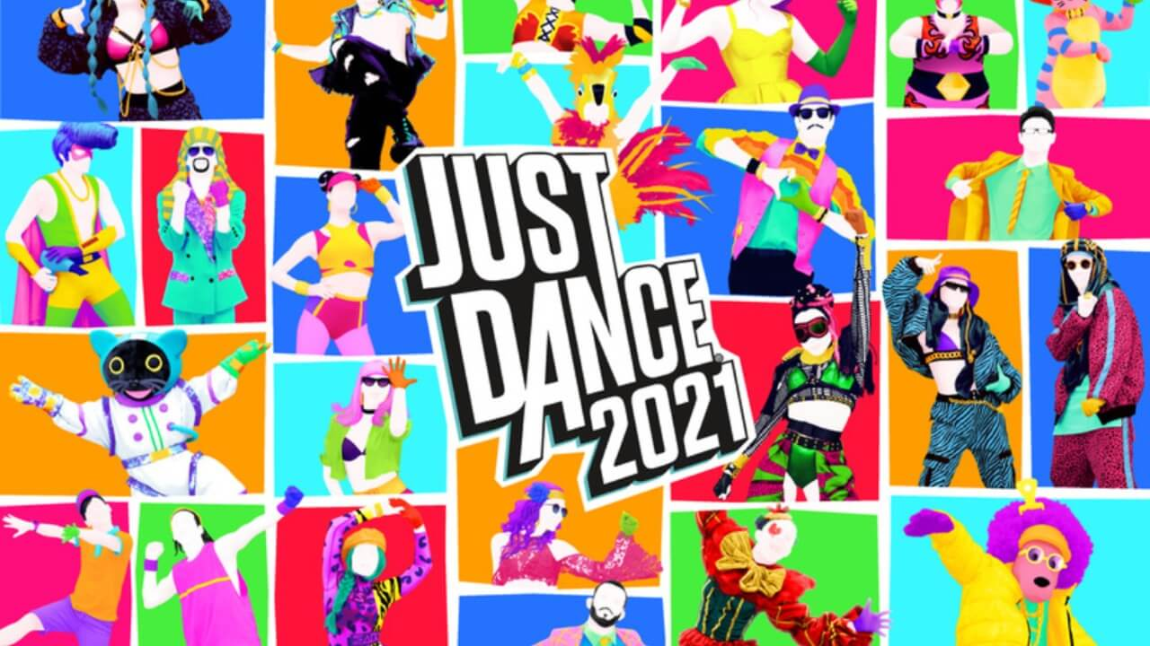 Get your Groove on with Just Dance 2021 Available Now