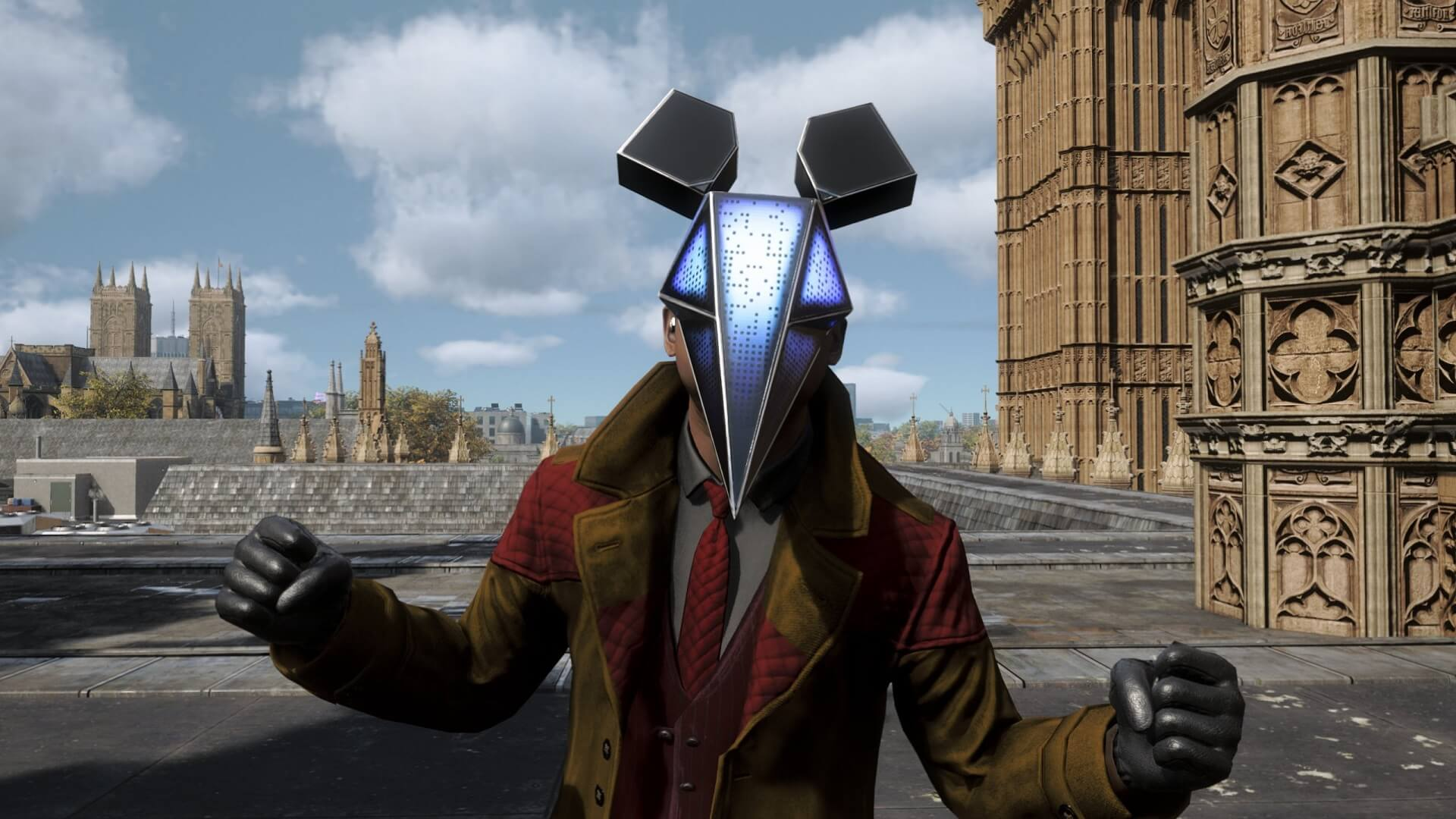 Watch Dogs: Legion Guide - How to Get the Defalt Mask