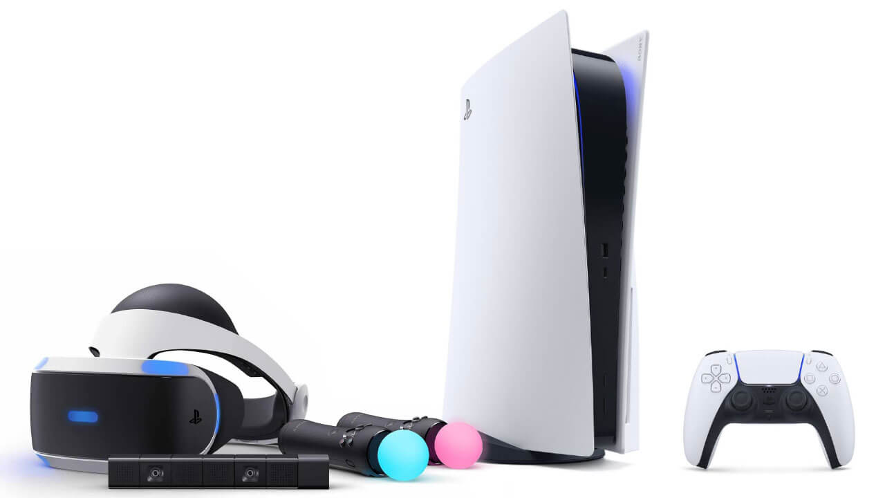 PS5 Upgraded Games Won't Support PSVR