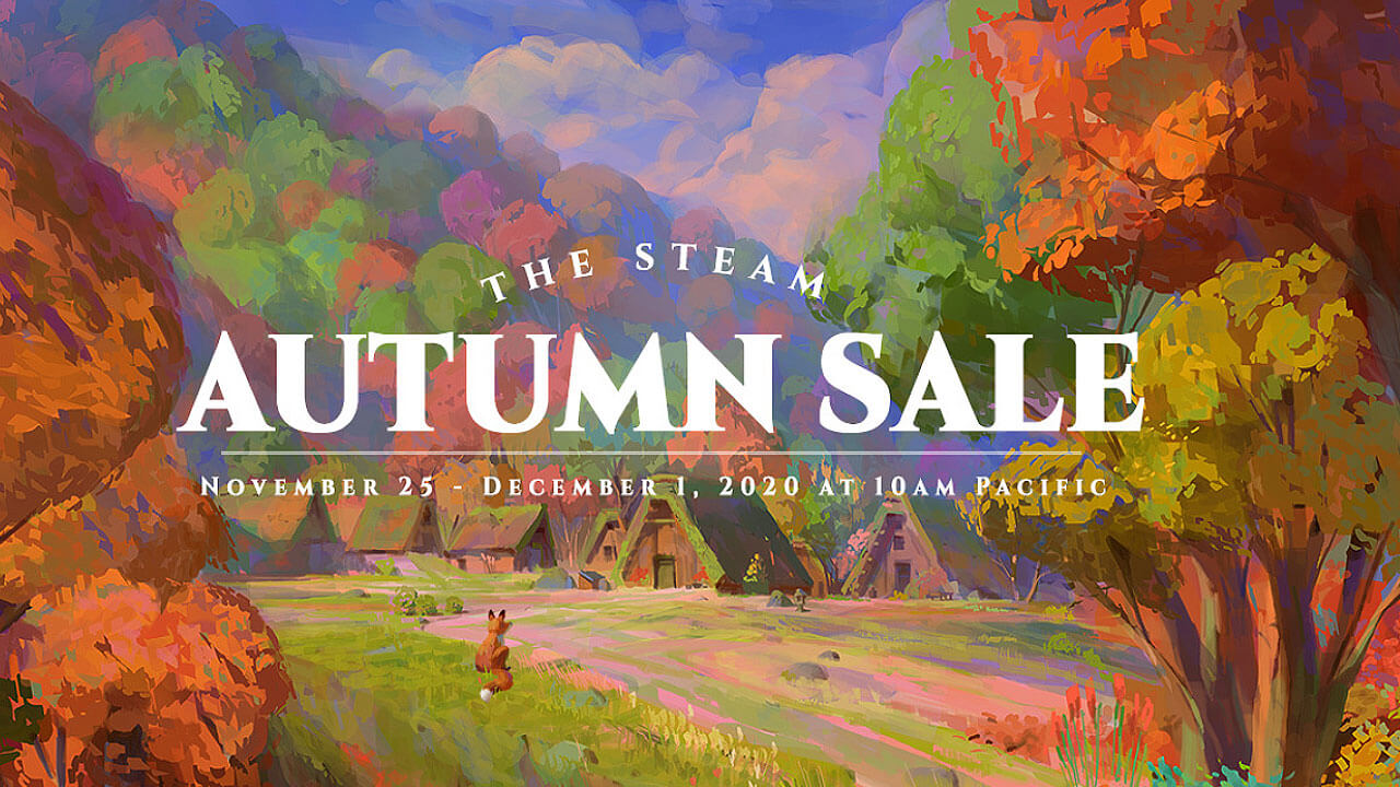 The Steam Autumn Sale and Awards are Now Live