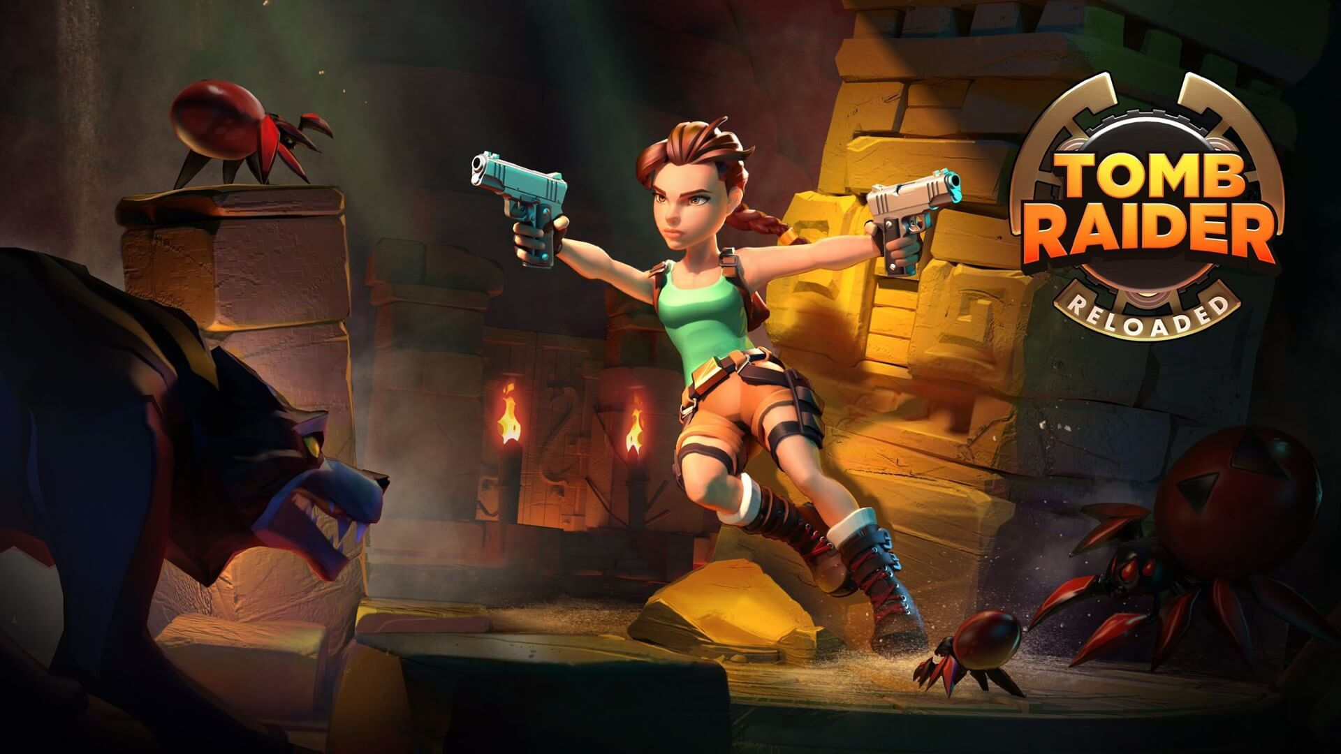 Tomb Raider Reloaded is Coming to Mobile Next Year