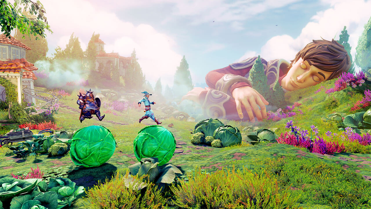 Trine 4 Story DLC, Melody of Mystery, Arrives First on PC