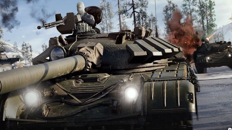 Call of Duty: Black Ops Cold War Mean Machine