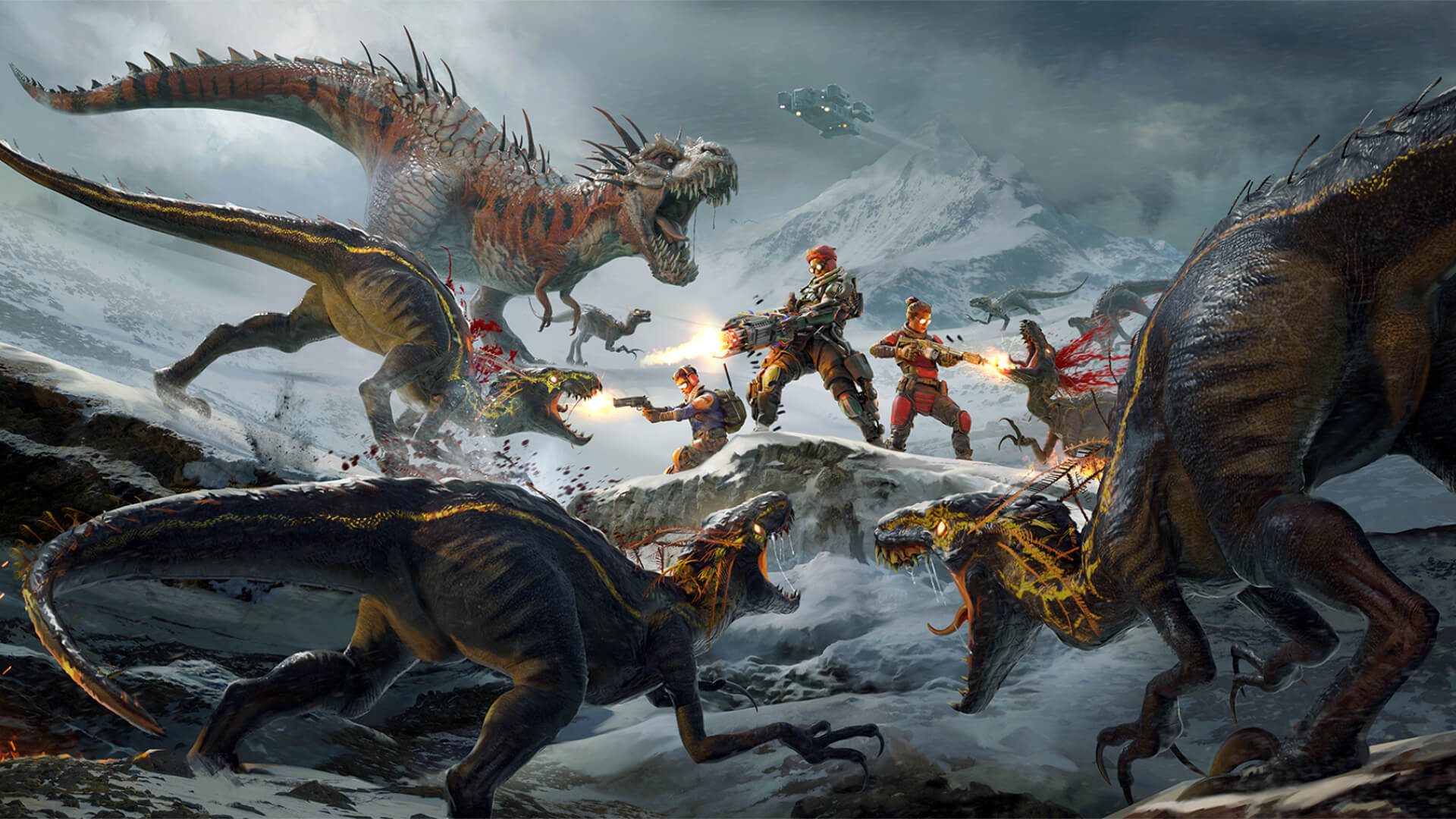 Second Extinction Gets Insane Difficulty in New Update