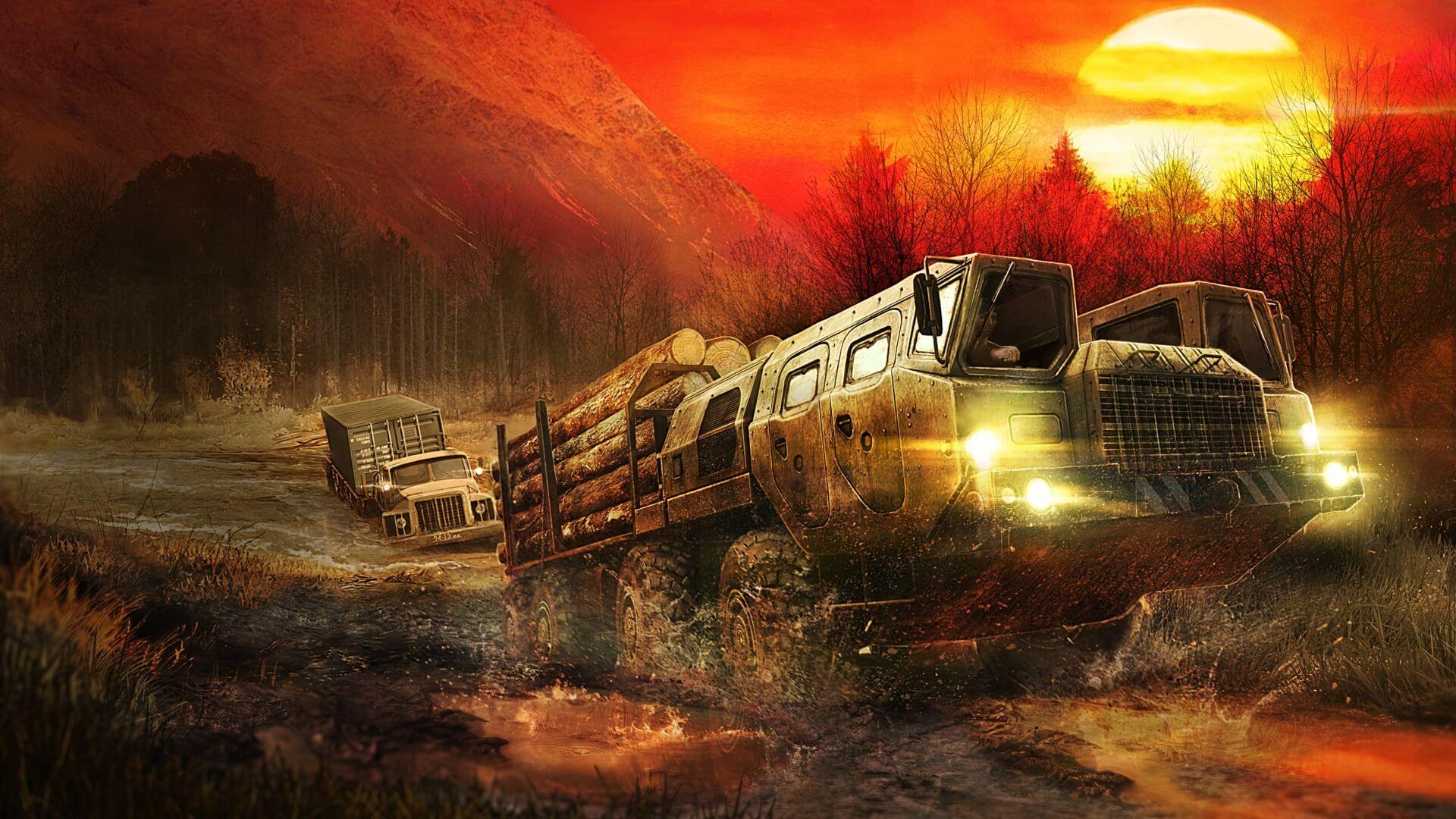 Mudrunner is Available for Free for a Limited Time
