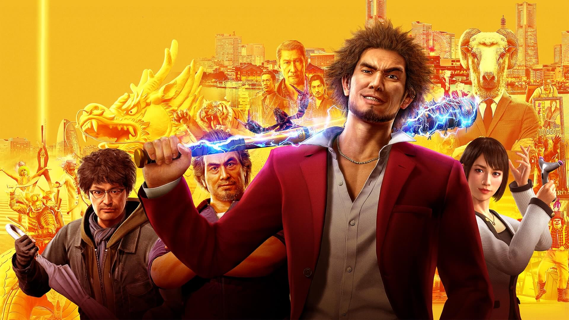 Yakuza: Like a Dragon Review: Out With The Old