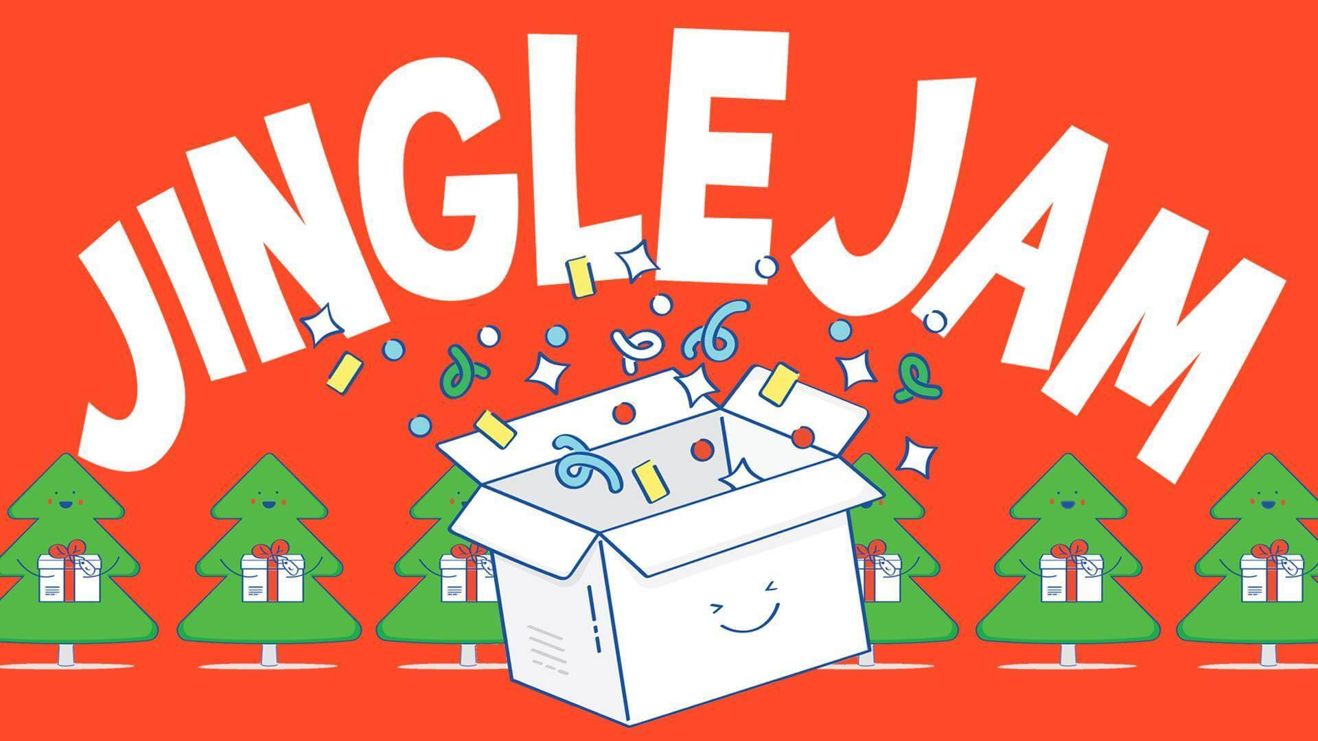 The Jingle Jam Bundle for 2020 is Now Available