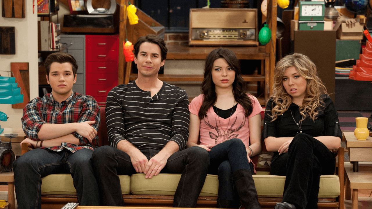 iCarly Revival Coming to Paramount Plus with Original Cast Members