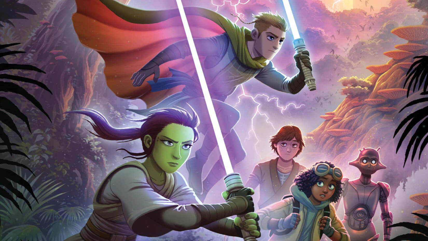 Star Wars The High Republic: A Test of Courage Review