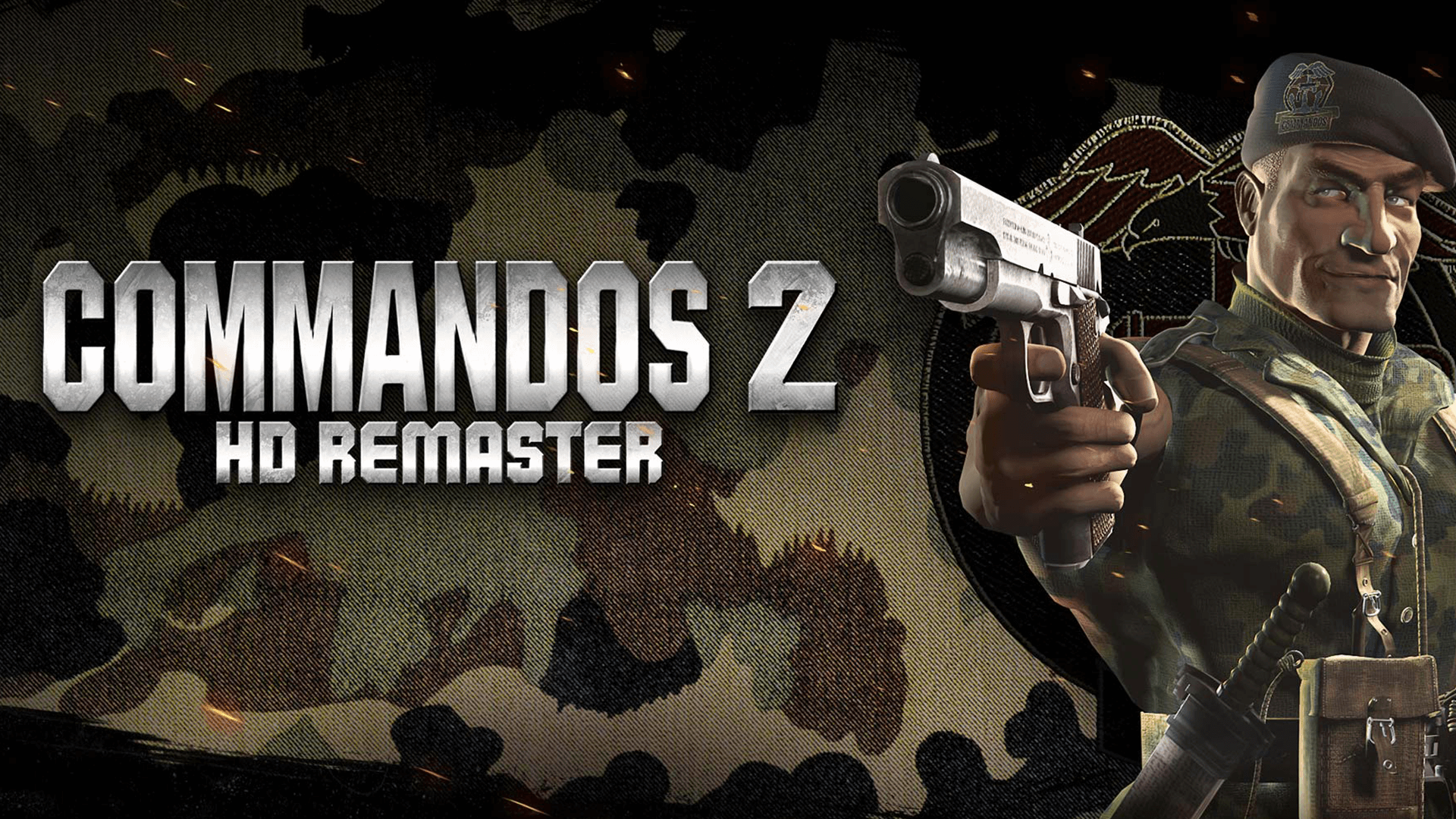 Commandos 2 HD Remaster Launches On December 4