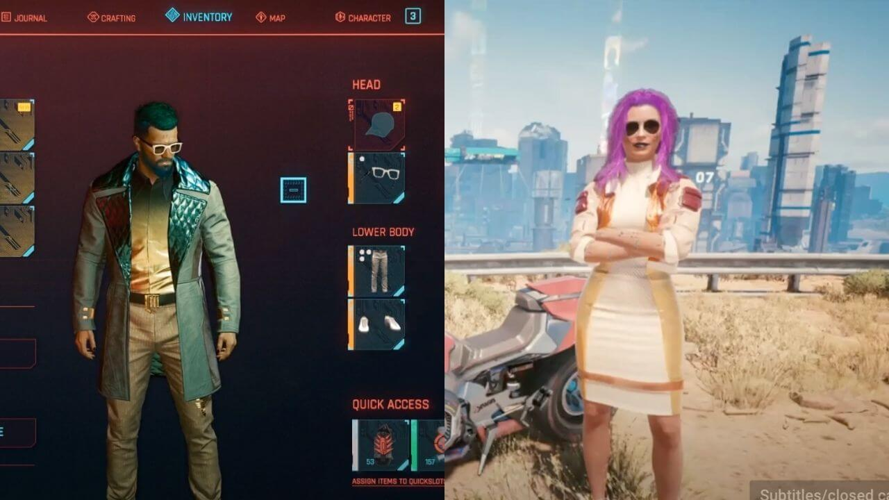 Cyberpunk 2077 Guide - Where to Find the Free Legendary Fixer Outfit