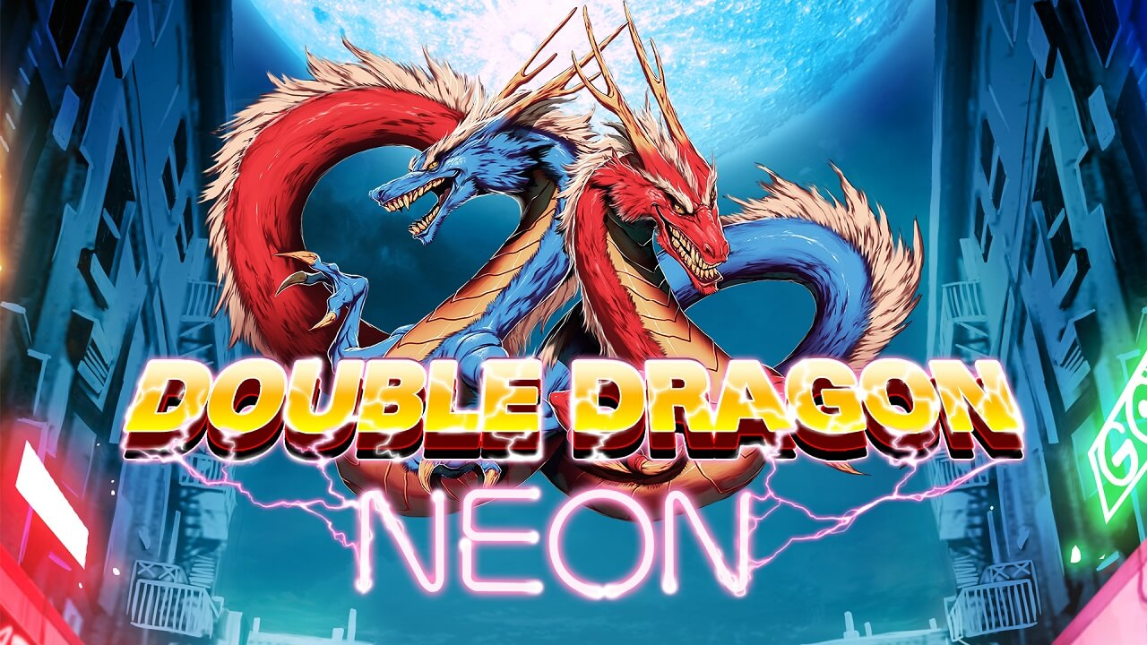 Double Dragon Neon Punches Onto The Switch