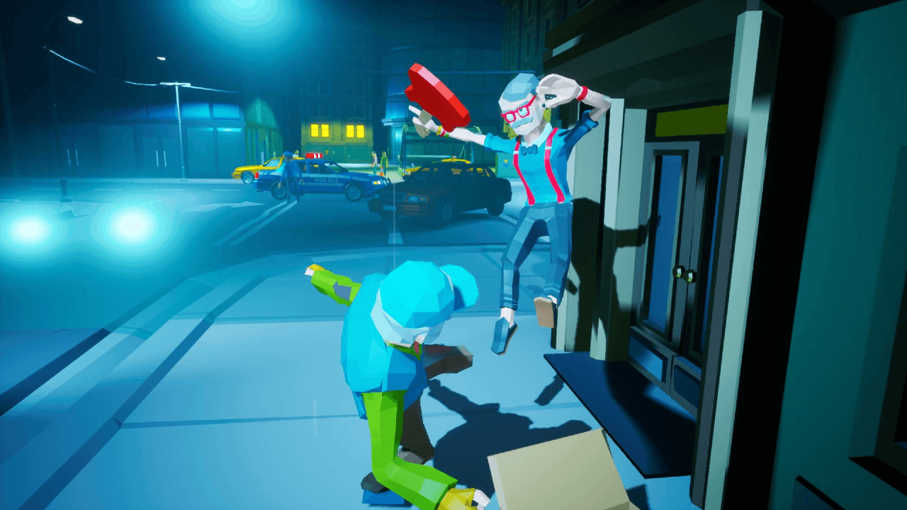 Drunken Fist Staggers Onto Console This Week