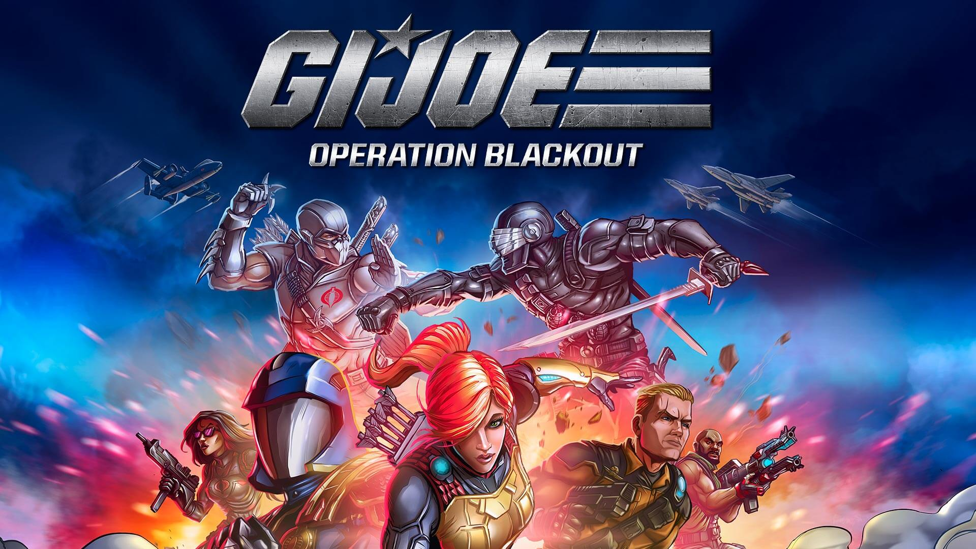G.I. Joe: Operation Blackout Coming to Steam