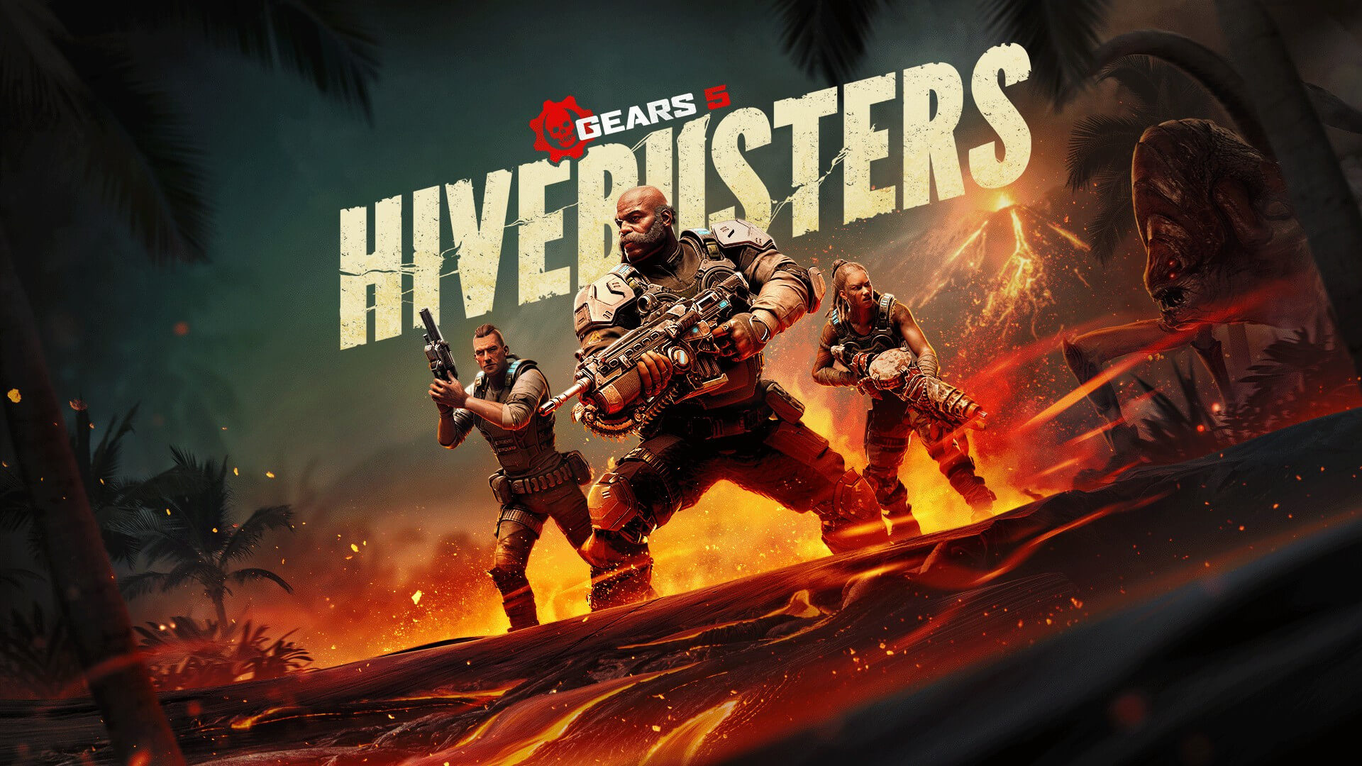 Gears 5: Hivebusters Expansion Releases December 15