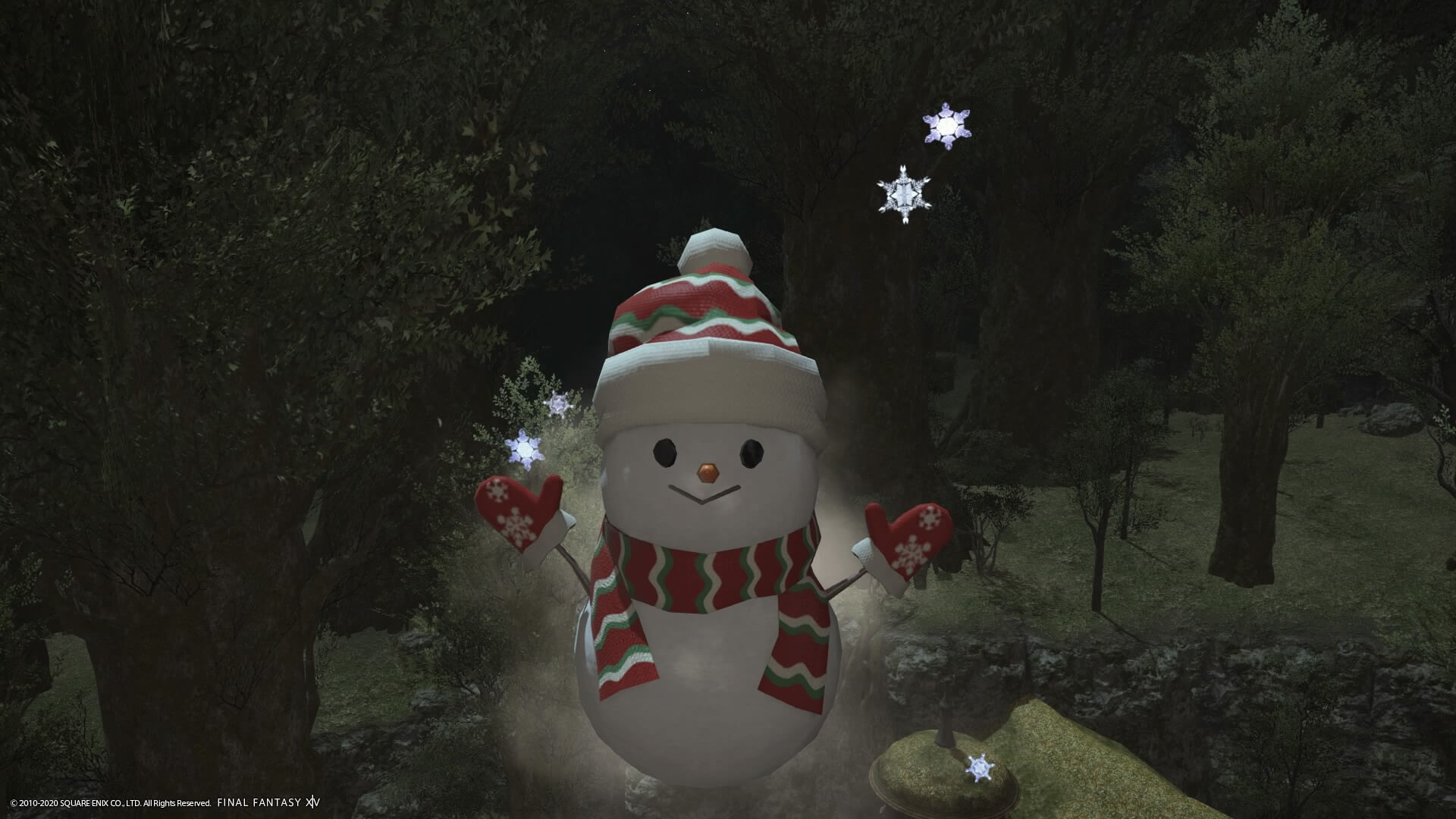 FFXIV: Shadowbringers Guide - How to Get the Snowman Mount