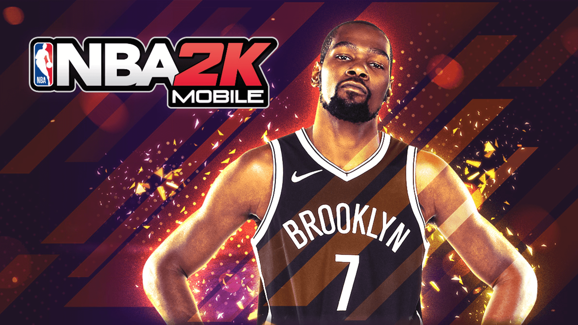 NBA 2K Mobile Partners With Kevin Durant