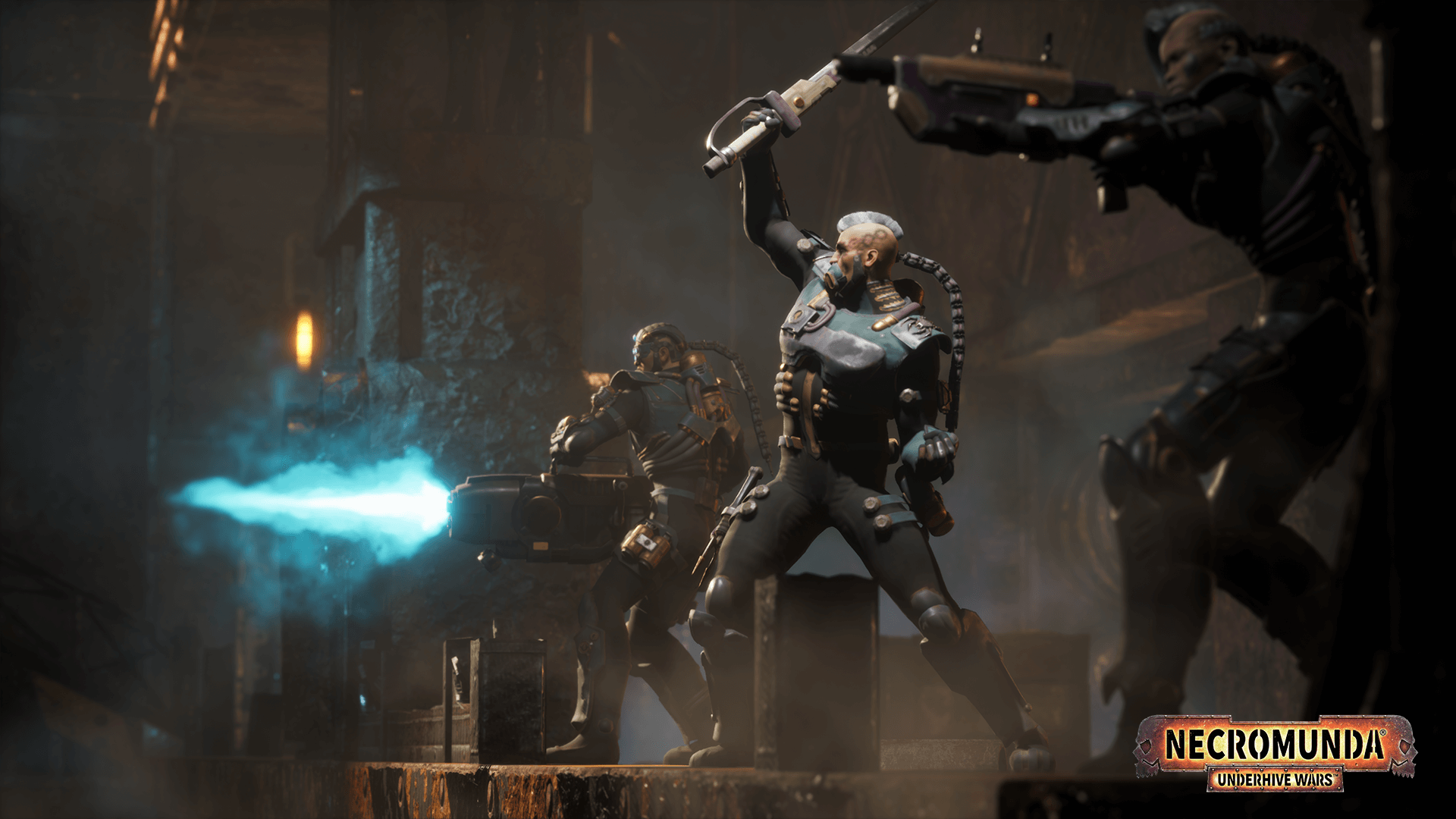 Necromunda: Underhive Wars First DLC is Out Now