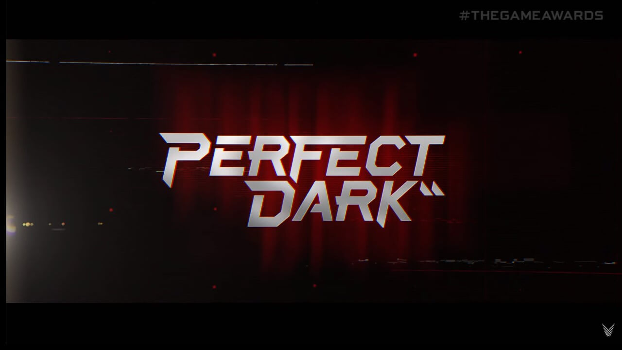 Perfect Dark Reboot Revealed at The Game Awards