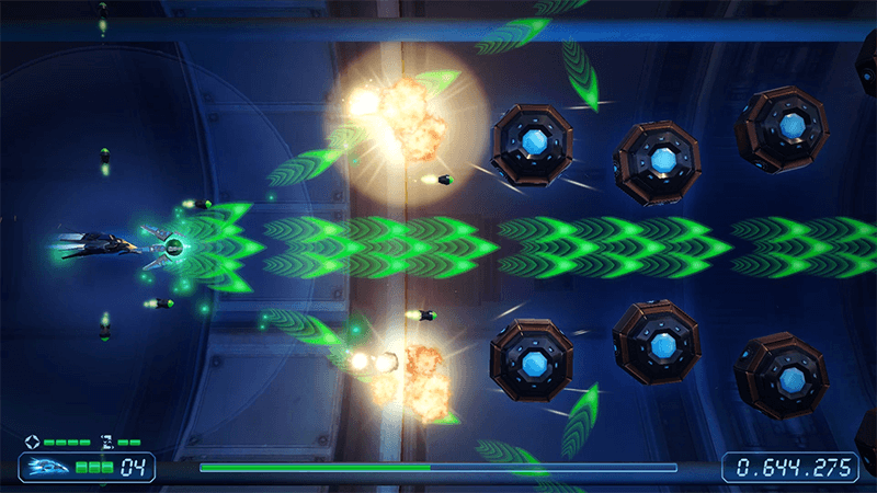 Rigid Force Redux and Colt Canyon Out On PS4! - shoot em up shooter
