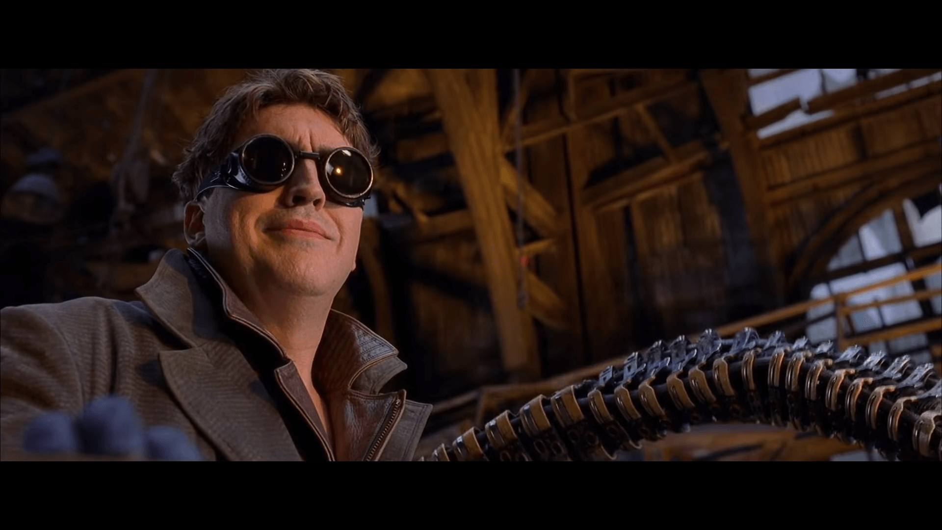 Spider-Man 3 Features Alfred Molina as Doctor Octopus