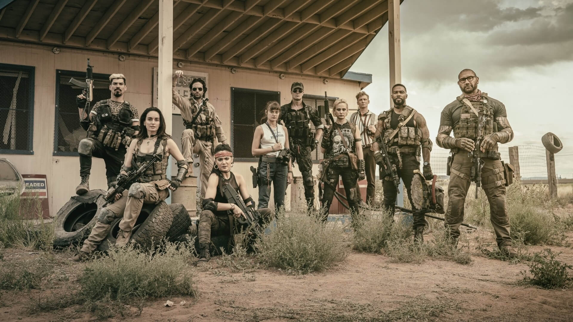 Army of the Dead Prequel Wraps Filming
