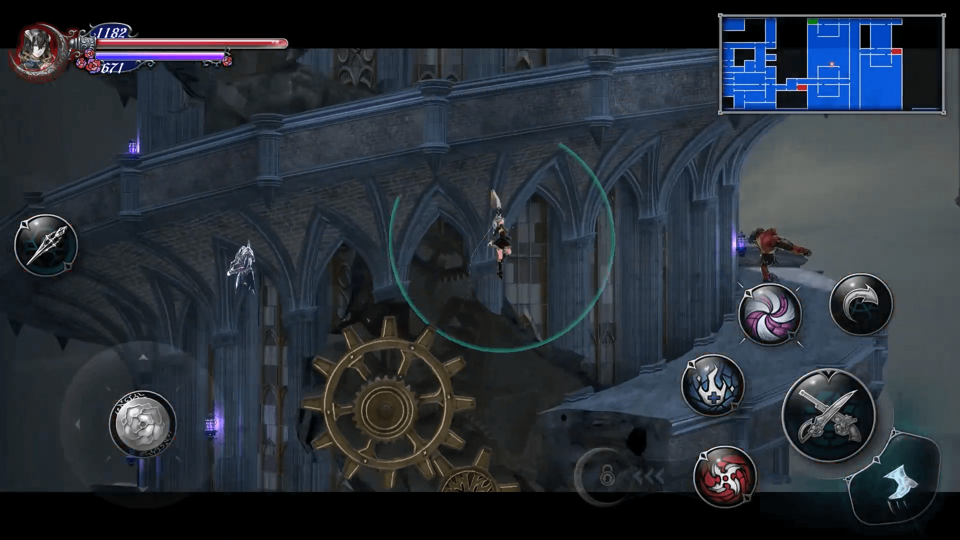 Bloodstained: Ritual of the Night is Now Available on iOS and Android