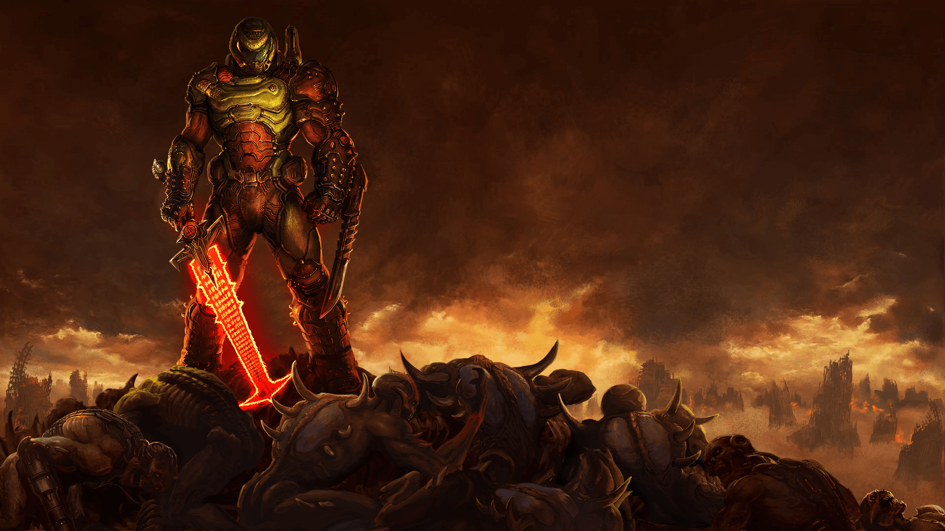 DOOM Eternal is Out Now on Nintendo Switch