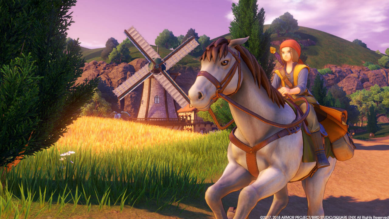 Dragon Quest XI S: Definitive Edition Releases on Consoles and PC