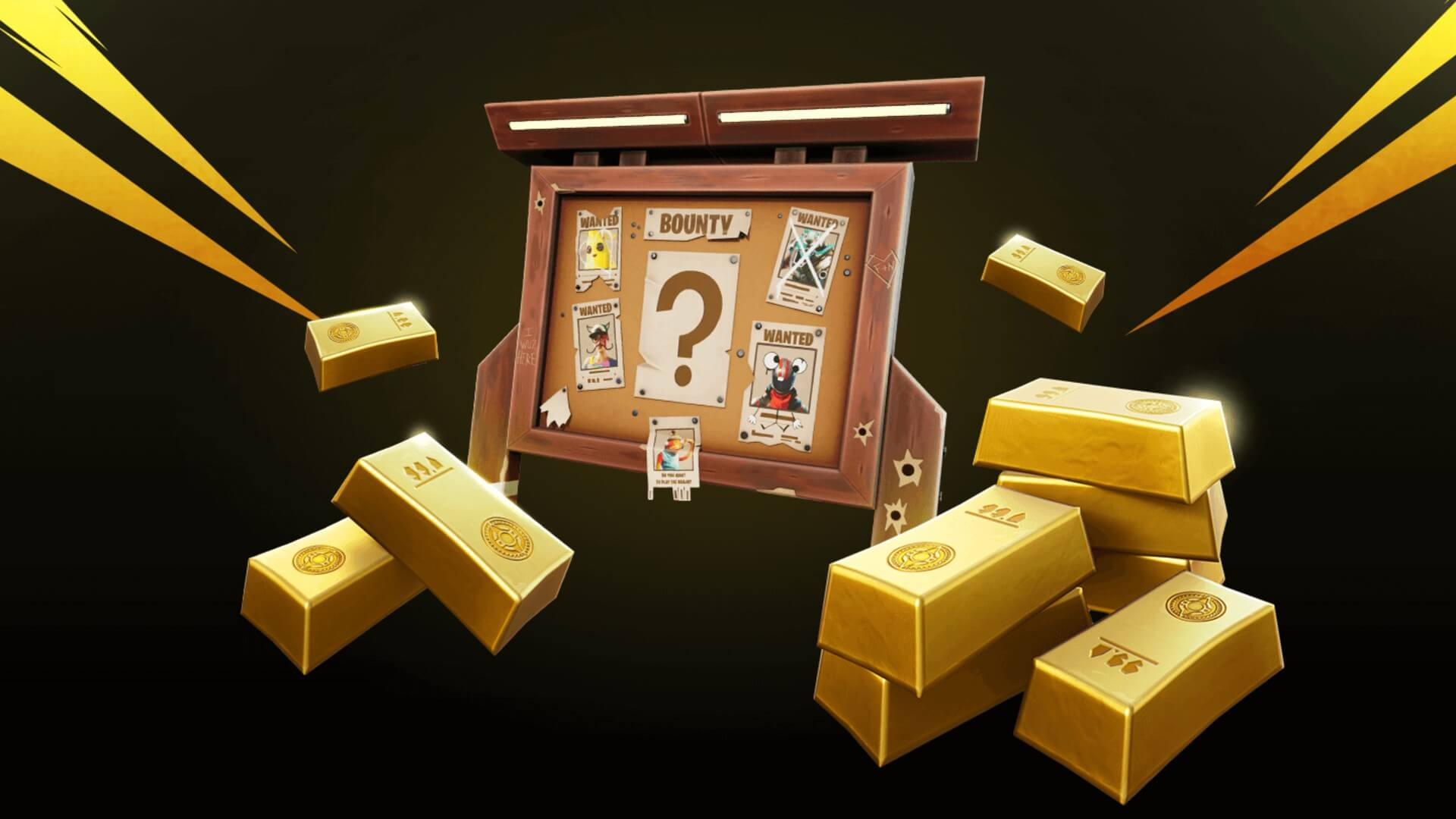 Fortnite Guide - How to Get Gold Bars