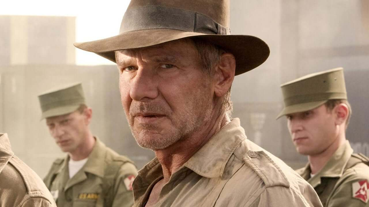 Indiana Jones: Harrison Ford Returning for Fifth and Final Movie