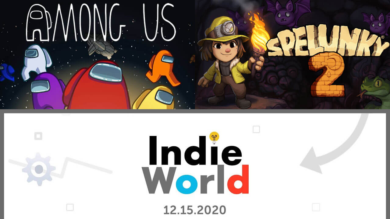December Switch Indie World Showcase: Everything Announced