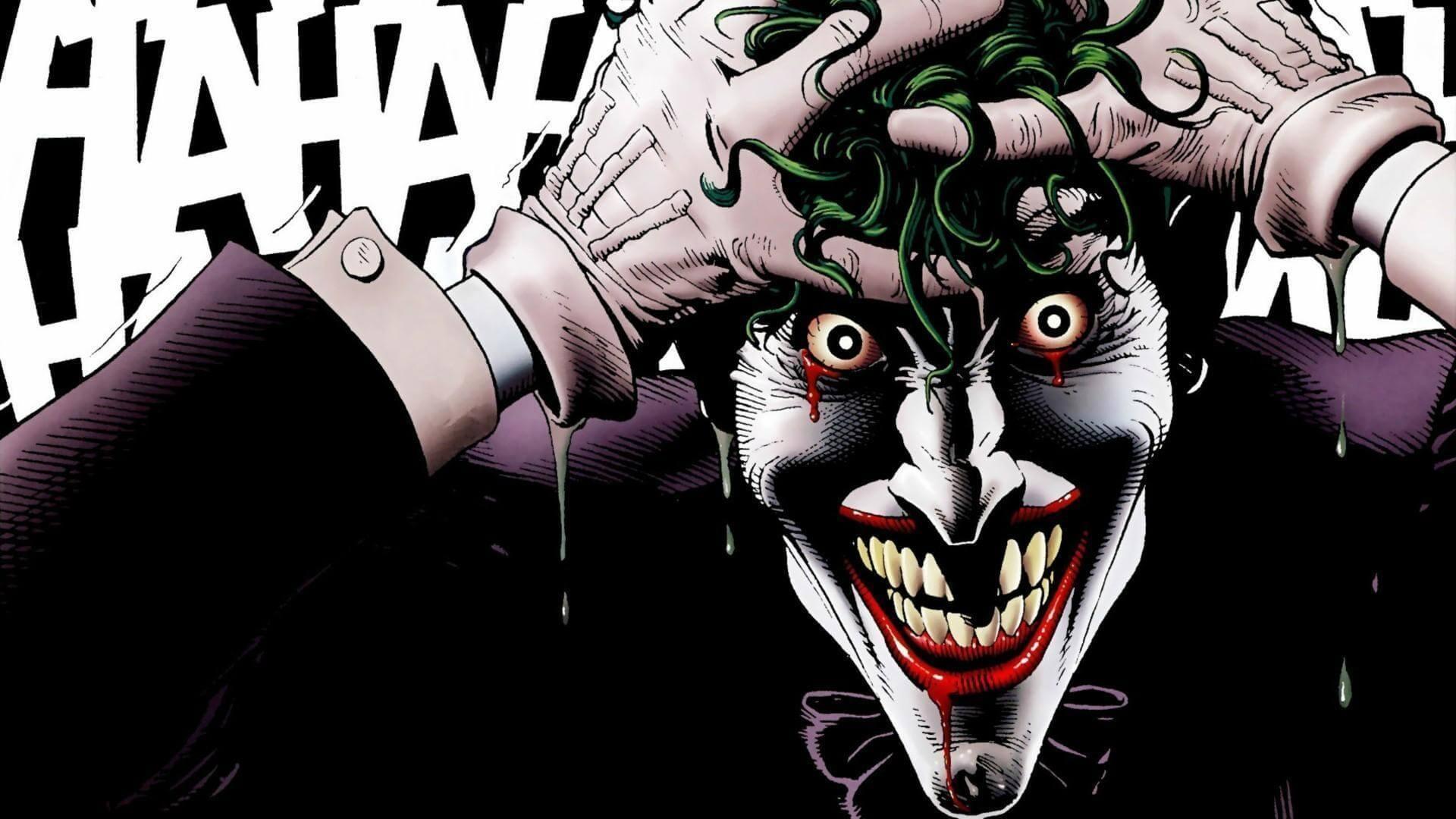 Joker Gets New DC Comics Series