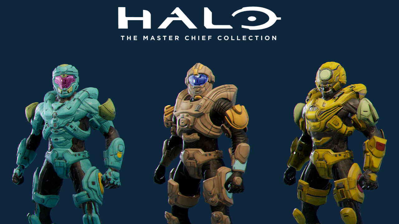 Halo: MCC Season 5 is Adding New Armor and Mod Support Next Year