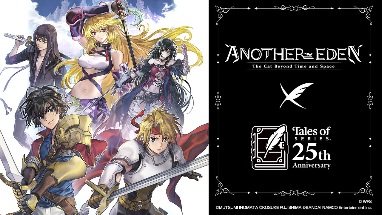 Tales Of Series Characters Joins Another Eden