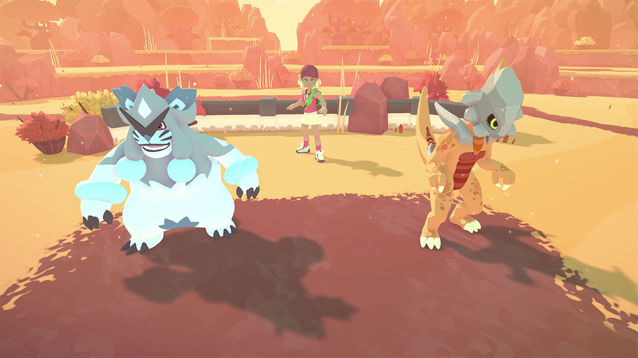 Temtem is Now Available to Catch on the PlayStation 5