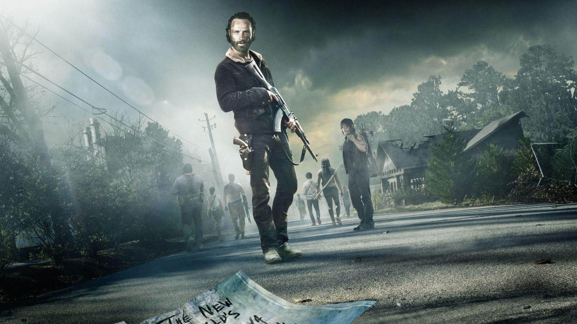 The Walking Dead Getting A Comedy Spinoff