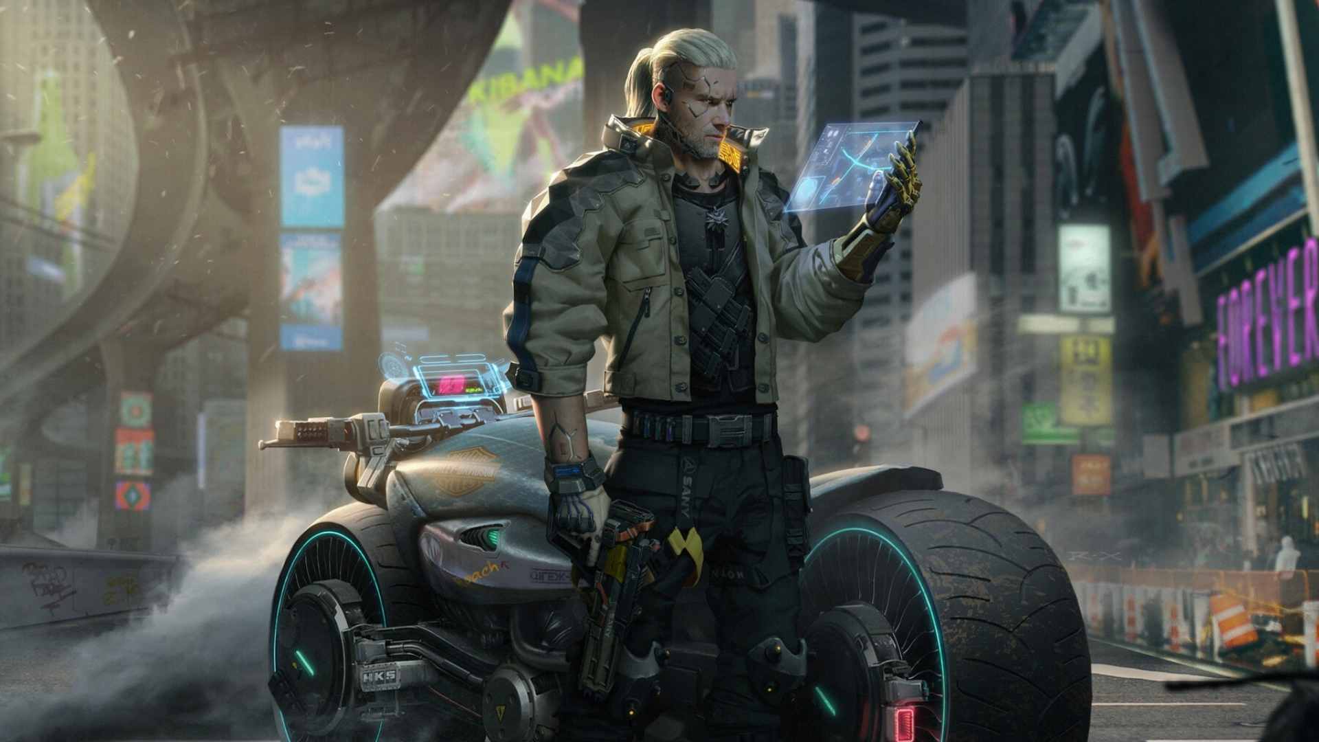 Cyberpunk 2077 Guide - Can You Change Your Appearance?