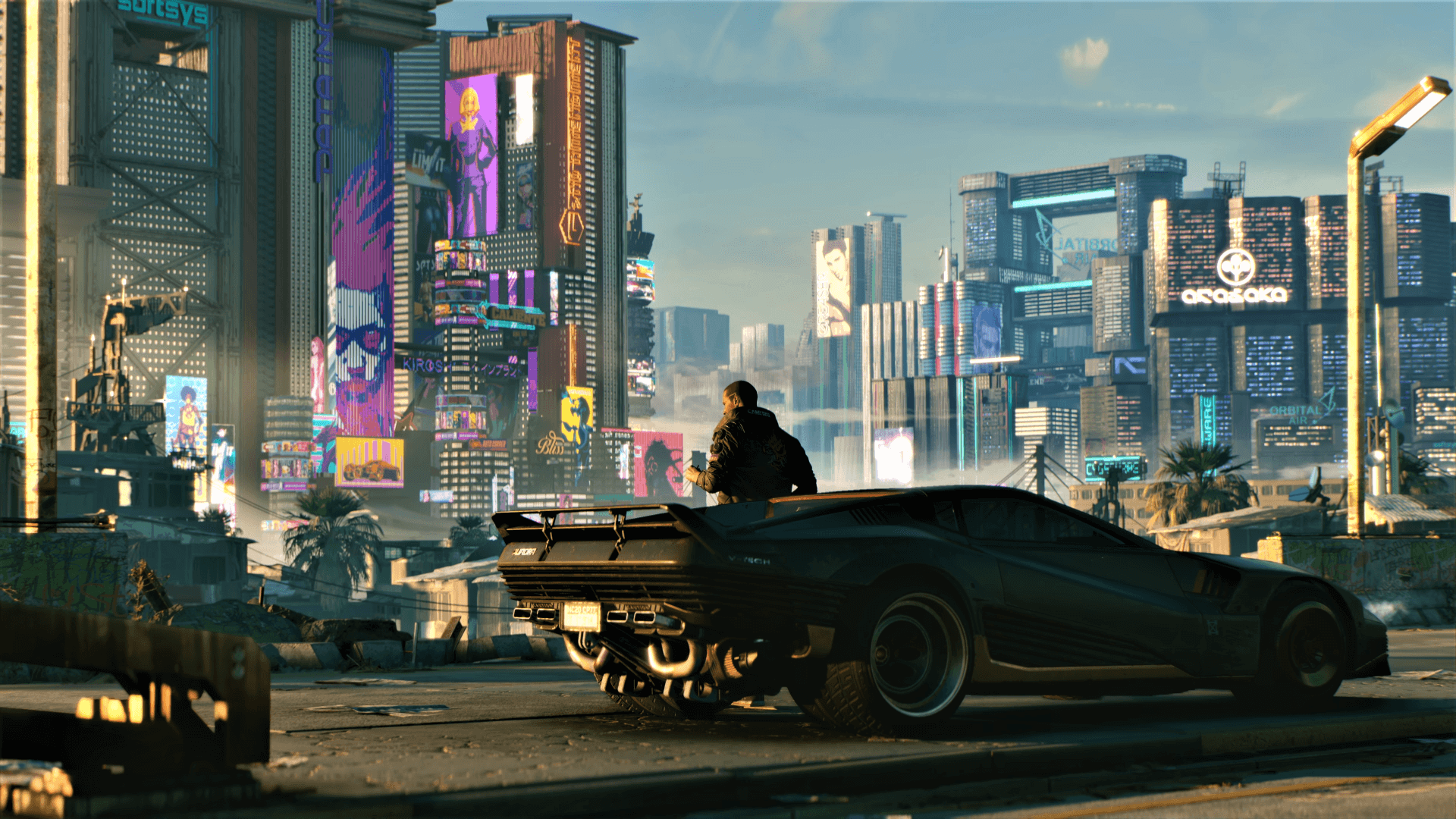 Cyberpunk 2077 is Now Available on PC, and Consoles
