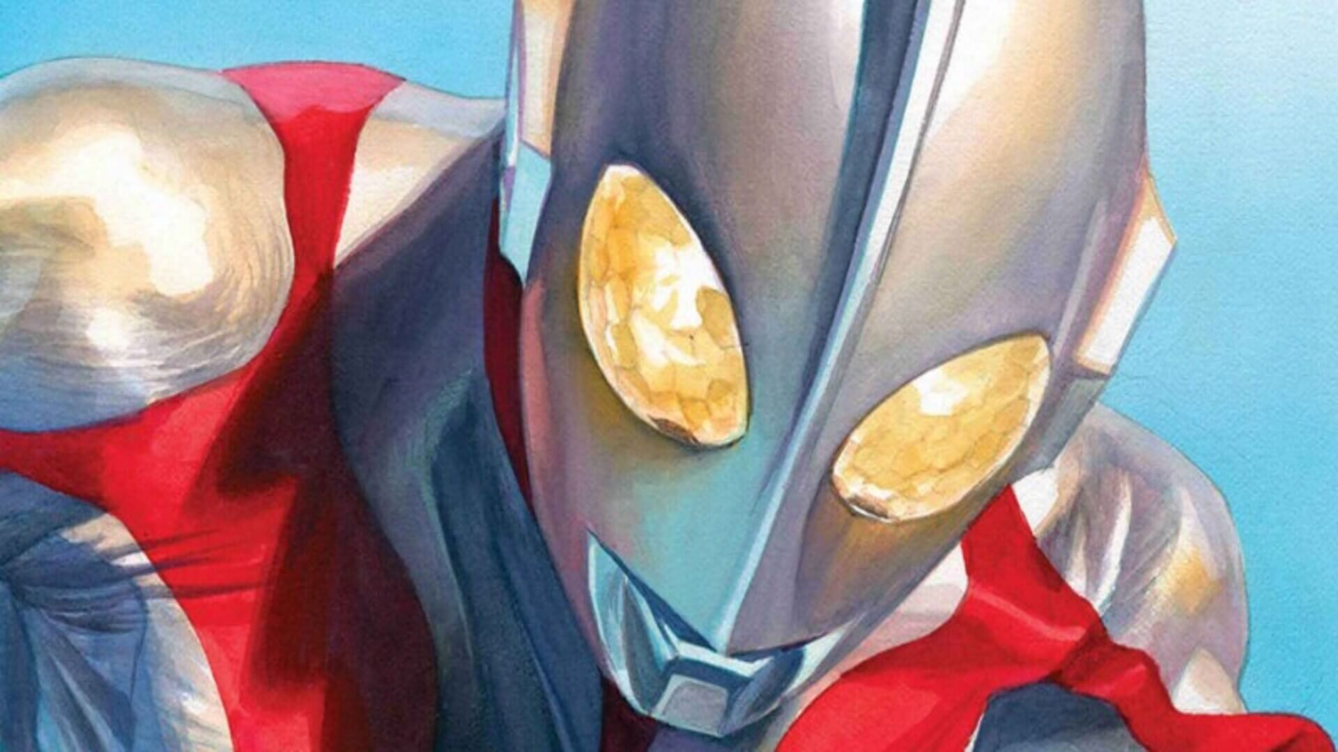 Marvel Announces New Ultraman Comic For March 2021