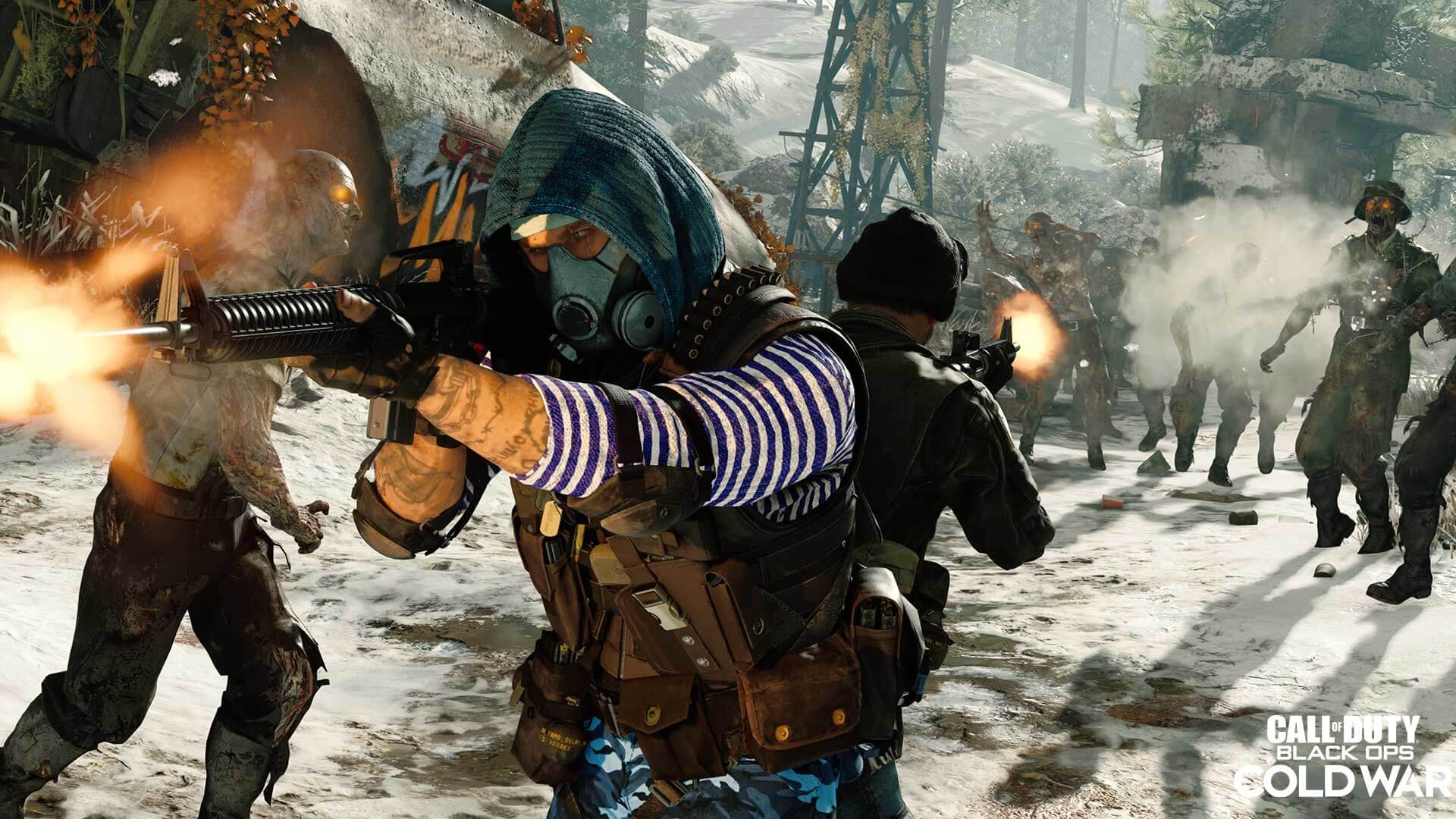 COD: Black Ops Cold War is Getting a Free Zombies Week
