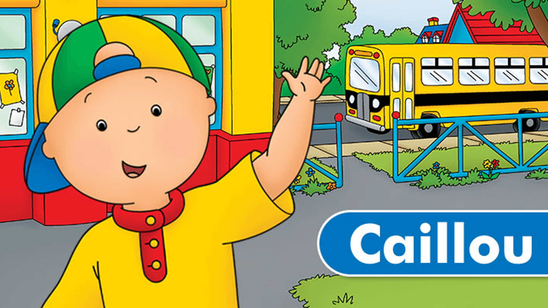 Caillou Canceled: A Long Run Comes To An End